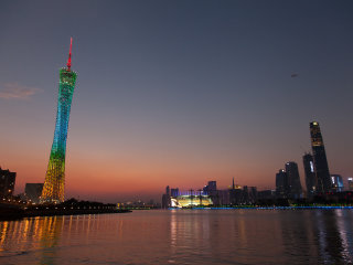 7 Day Itinerary in Guangzhou © Terry Y M LIU