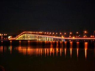 Governador Nobre de Carvalho Bridge © Keetawat Chaichompoo