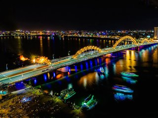 Dragon Bridge © tourism.danang.vn