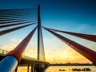 Tran Thi Ly Bridge © tourism.danang.vn