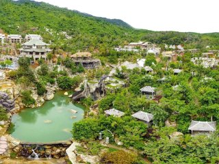 Nui Than Tai Hot Springs Park © tourism.danang.vn