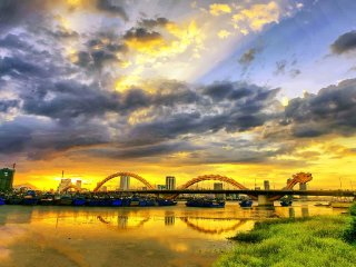 Dragon Bridge © danang