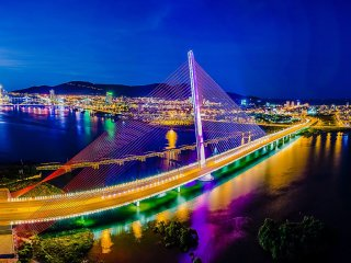 Tran Thi Ly Bridge © danang