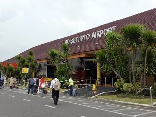 Adisucipto International Airport © A Google user
