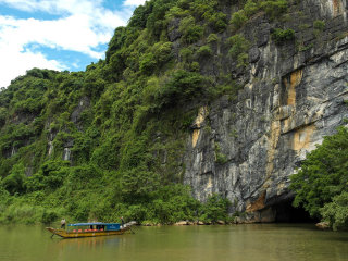 Phong Nha - Ke Bang National Park © Mr & Mrs Backpacker