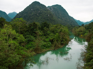 Phong Nha - Ke Bang National Park © christoph