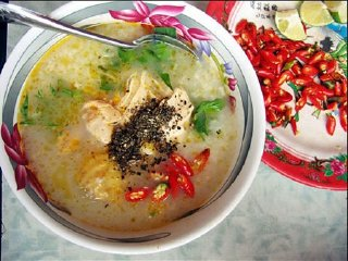 Chao Ca Dong Thuong (Fish Soup) © dukhach.quangbinh.gov.vn