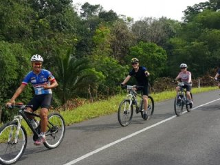 Cycling The Headhunter's Heartland (7D6N) © Sarawak