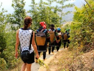 Sapa Hard Trekking 4Days