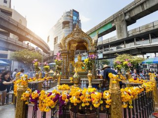 四面佛Erawan Shrine