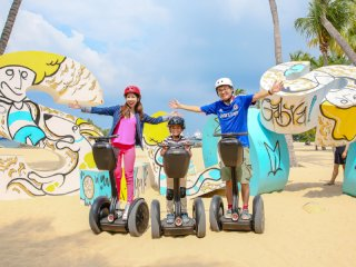 Gogreen Segway® Eco Adventure - Sentosa