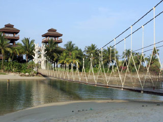 Southernmost Point of Continental Asia © Sentosa