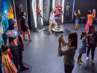 Madame Tussauds Singapore