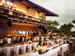 Ola Beach Club (Dining) © Sentosa