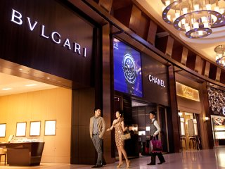 Luxury Fashion Galleria