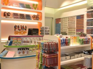 Sentosa FUN Shop (WaterFront Station) © Sentosa