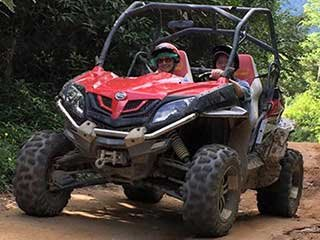 Koh Samui Quad Tours (ATV Safari Tours) © Tickoo Sakkun