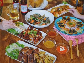 Soi79: Mind-Blowing Thai Flavors In Danang © danang