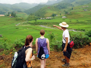 Sapa 1 Day Group Trekking Tours