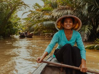 Mekong delta 1 day (no unwanted stops) with Pioneer Travel